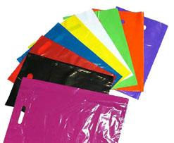 Túi nylon PE, PP đủ màu sắc, thiết kế theo size khách hàng mong muốn.